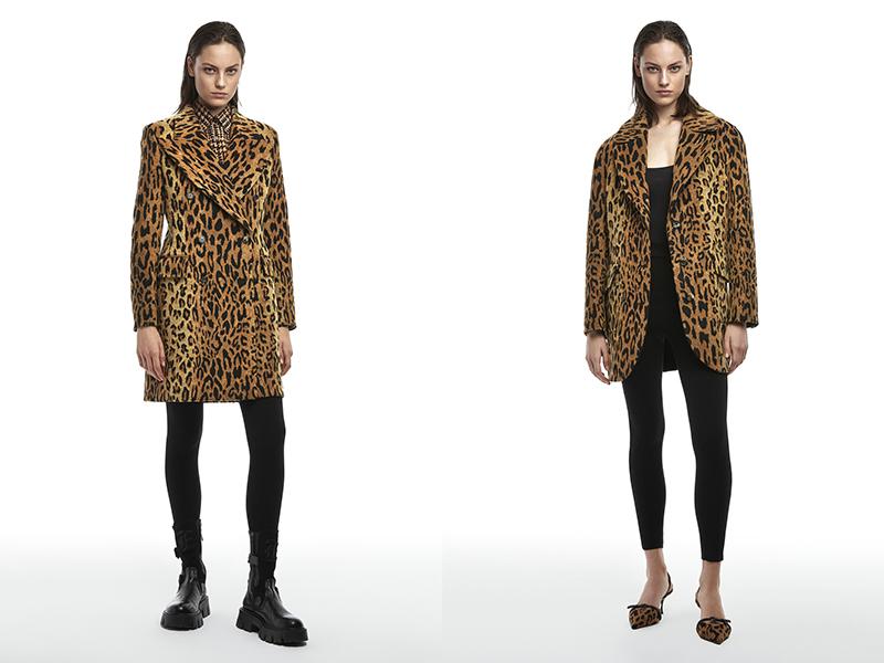 С какой одеждой носить леопардовый принт