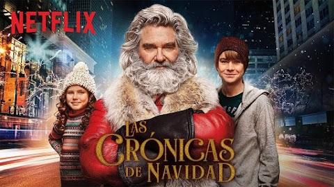 Las Crónicas De Navidad (2018)