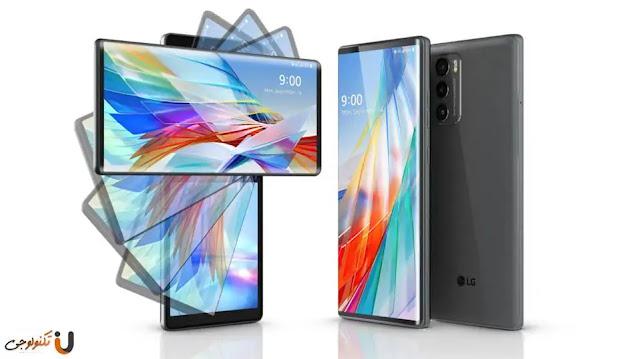 سعر و مواصفات LG Wing 5G في مصر