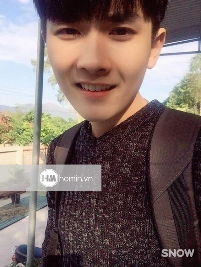 hot face Trần Hoàng 17