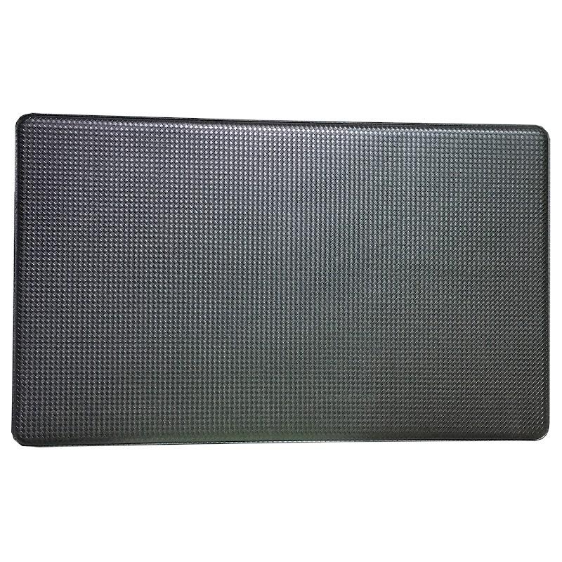 "Premium Anti-Fatigue Kitchen Mat, Anti-Fatigue Comfort Mat. Multi-Purpose Standing Mat, 18"" X 30"", Black"