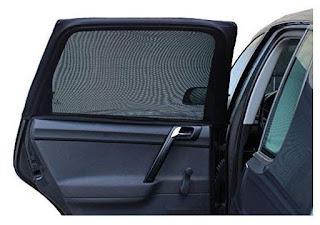 Fenstersocken, Windows Soxx, Mückenschutz für Auto / Van / Geländewagen