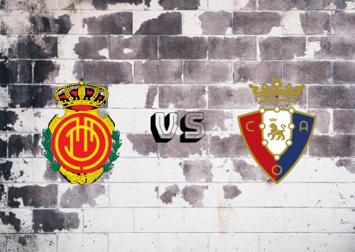 Mallorca vs Osasuna  Resumen