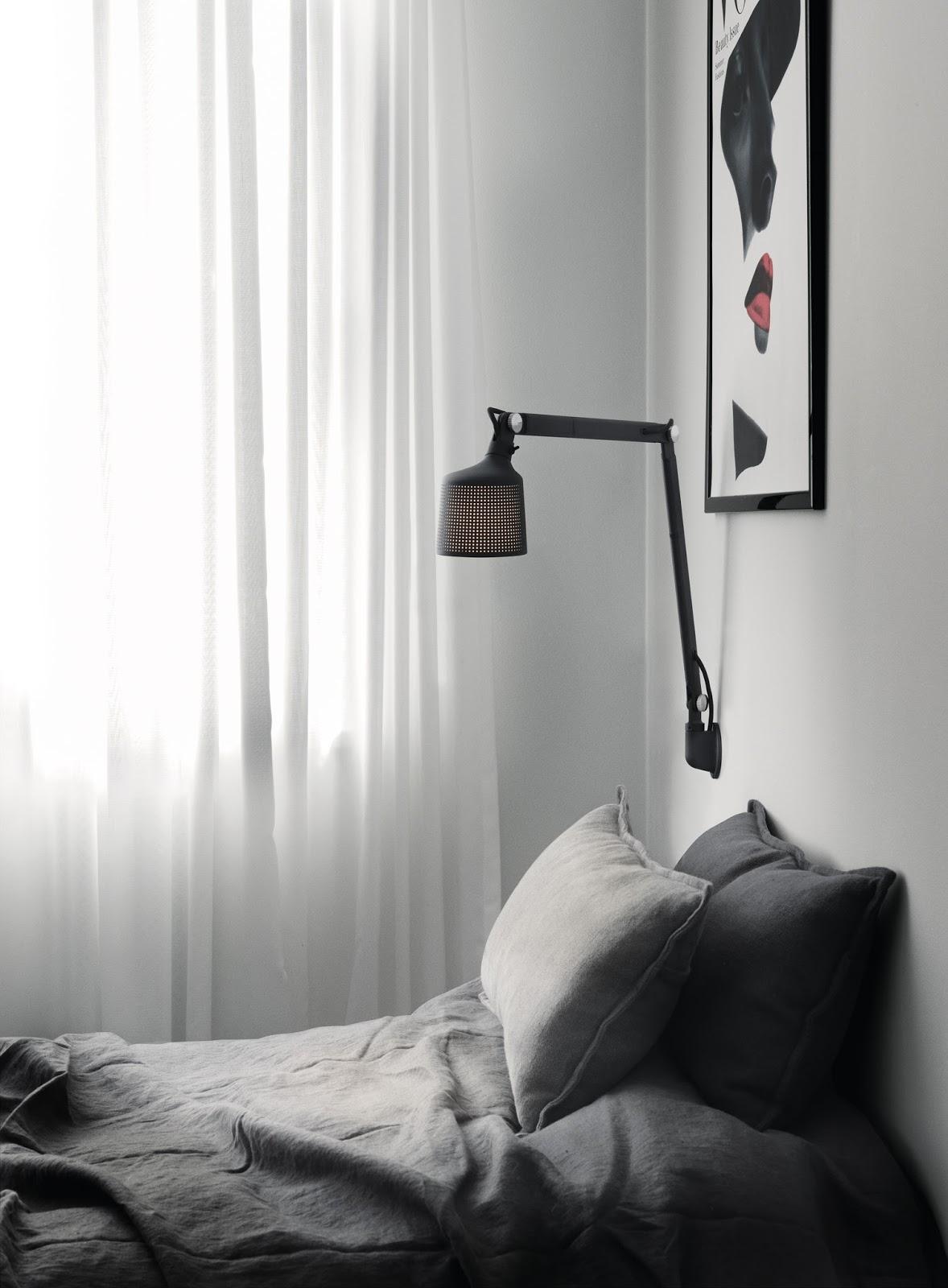 lampy ścienne do sypialni
