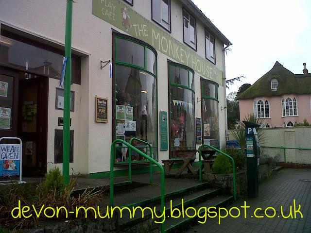 The Monkey House Soft Play Cafe Dawlish