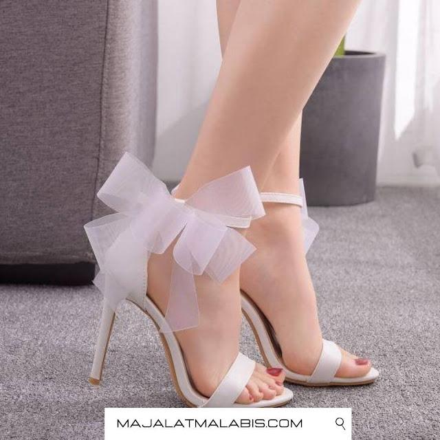 أهم 8 نصائح لاختيار أحذية لحفل الزفاف المناسبة