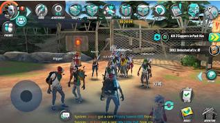Dead Rivals - Zombie MMO Apk Mod v1.0.0d MMORPG