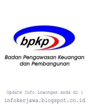 Lowongan Kerja Penerimaan Non PNS BPKP