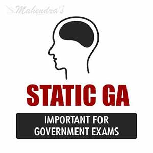 Static GA for IBPS Clerk  Mains : 10.01.2018