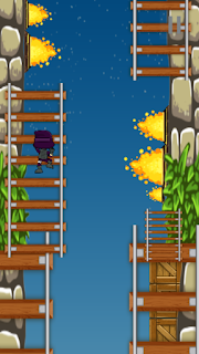 Little Ninja Up Game For Android