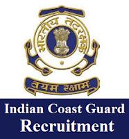 indian coast guard recruitment,Indian Coast Guard Recruitment - Navik (Domestic Branch) Vacancy