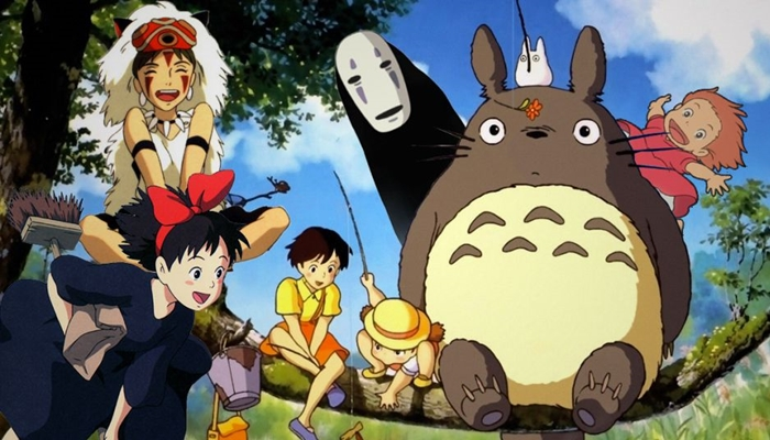 Download Anime Movie Studio Ghibli Sub Indo Lengkap Part 1