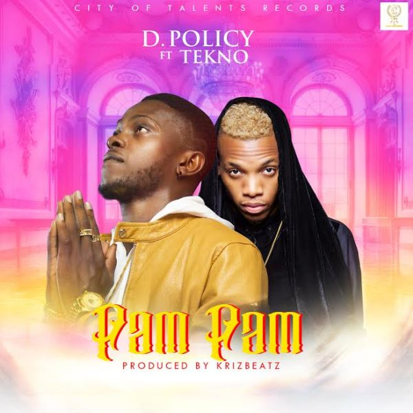 [Video] D. Policy Ft. Tekno – Pam Pam