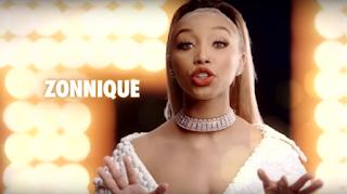 Zonnique Pullins Growing Up Hip Hop ATL Cast