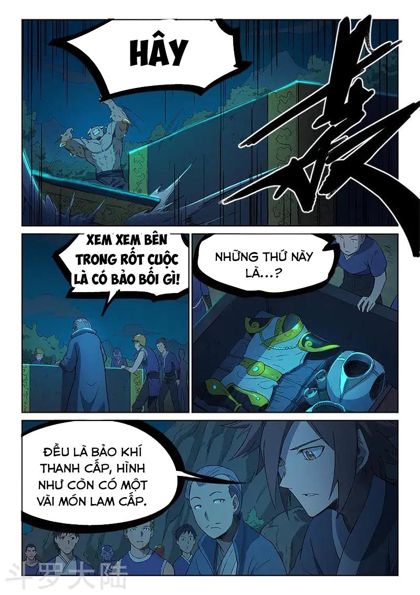 Tinh Võ Thần Quyết Chapter 250 video - Hamtruyen.vn