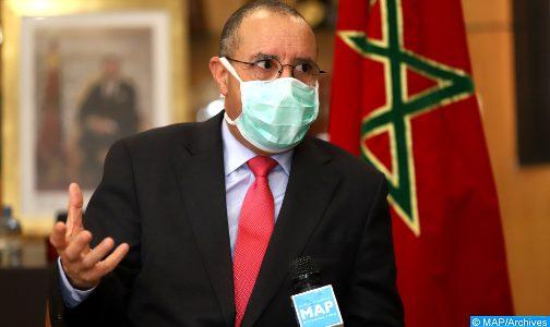 المغرب وتشاد لديهما رؤية مشتركة للحفاظ على السلام في منطقة الساحل (السيد بوريطة)