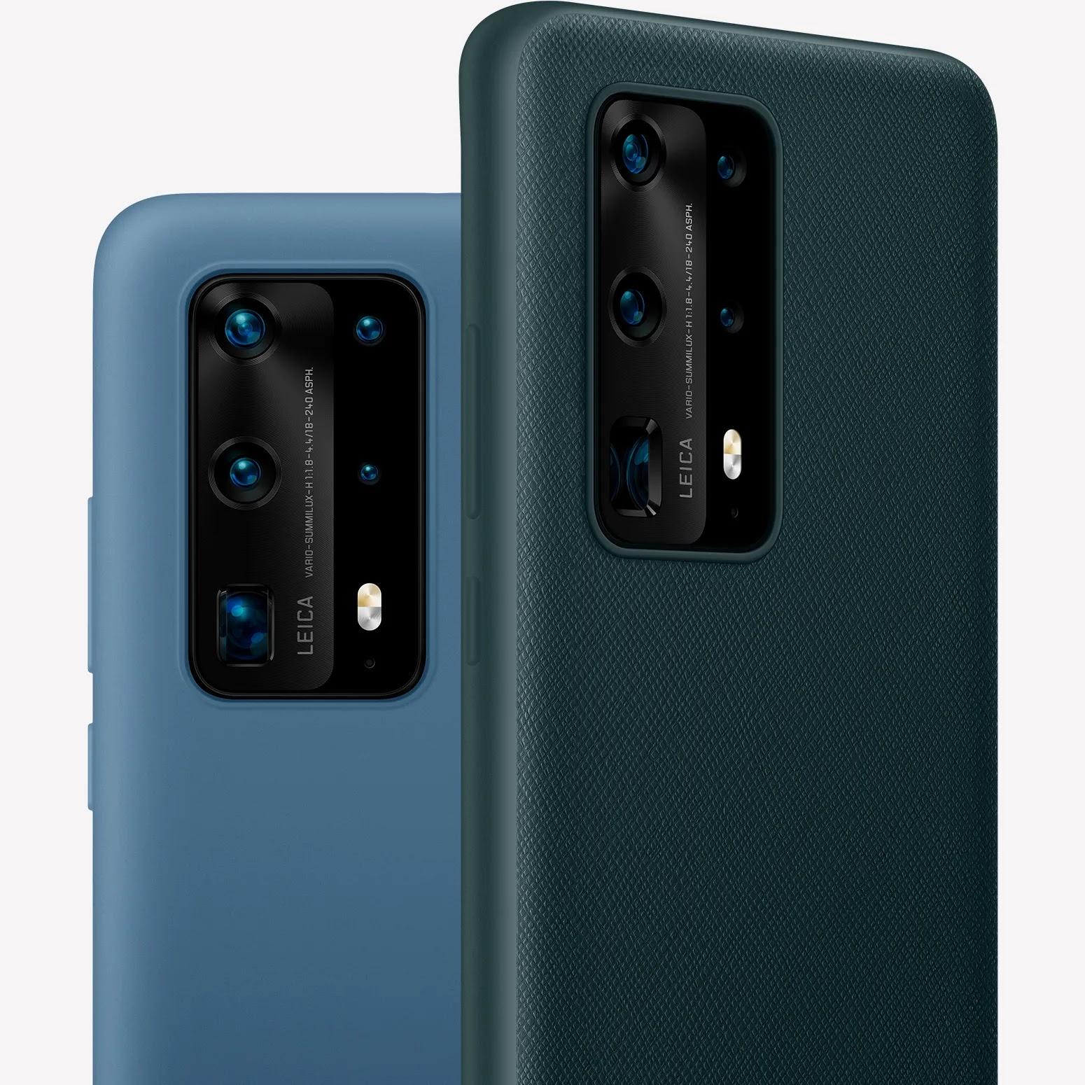 Fotocamera Huawei P40 Pro Plus