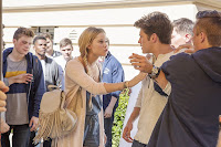 Marvel's Runaways Gregg Sulkin and Virginia Gardner Image 3 (64)