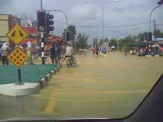 Air di Bogor Terus Meningkat