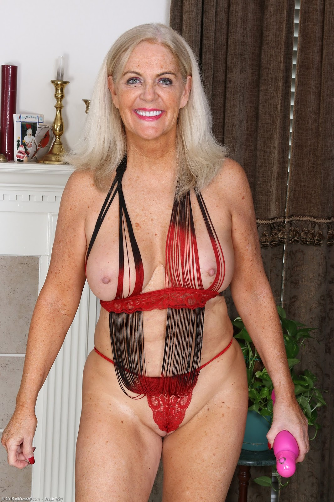 66 year old sub linda from slut to whore - 1 2