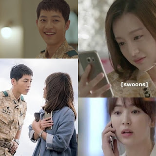 HP Descendants of The Sun
