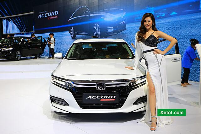 Review Honda Accord 2020