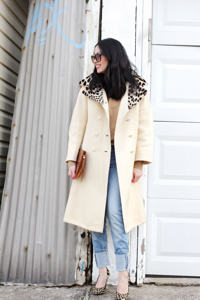 Vintage Fashion Essentials Chic Coat