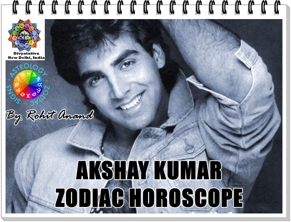 Top Celebrity Astrologer: Horoscope Akshay Kumar Kundli Birth Charts Analysis By Anand Ji