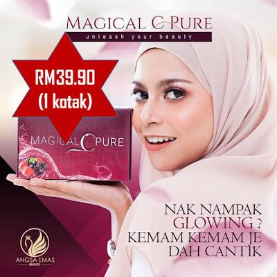 Hanya RM39.90 sekotak tidak termasuk kos penghantaran