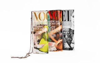 bolsos de revistas, decoupage, diys, manualidades, accesorios refashion
