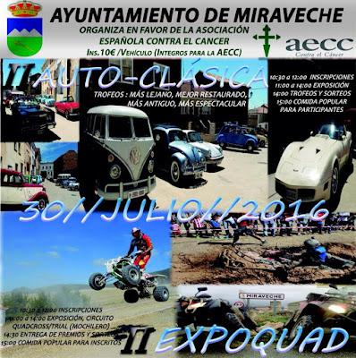 II EXPO-QUAD MIRAVECHE AECC 2016