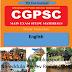 Chhattisgarh Public Service Commission CGPSC English Study Materials, E-Books PDF Download