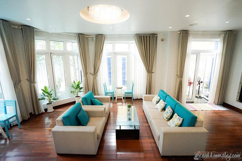 10 Biệt thự villa Saigon TPHCM giá rẻ đẹp view sông, gần Thảo Điền quận 2