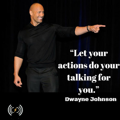 Best Dwayne Johnson Quotes