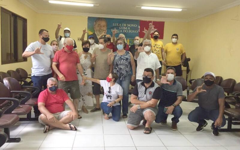 Na Paraiba maioria da direção estadual do PT se posiciona contra a filiação de Ricardo Coutinho ao partido.