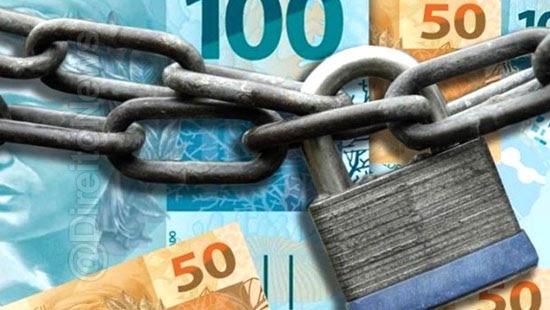 banco cliente retencao valores conta direito