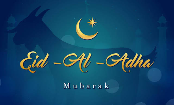 Happy Eid Ul Adha Mubarak to all our Muslim readers