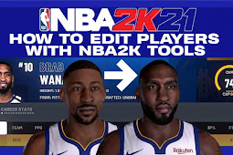 NBA 2K21: How to Edit Players with 2KTools | Deep Customization