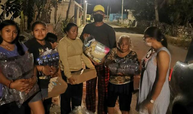 Desalojan a madre y cuatro hijos por no tener 600 pesos para la renta