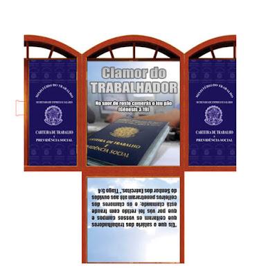 JANELA CLAMOR DO TRABALHADOR  IMPD