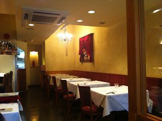 Ano Prosim Czech restaurant in Hiroo Tokyo