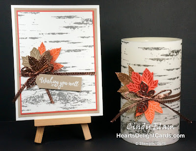 Heart's Delight Cards, Birch, Gather Together, Stamp Review Crew - Birch, SRC - Birch, Stampin' Up!