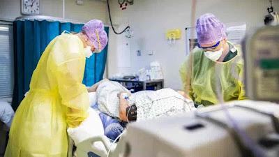 هولندا تعلن انخفاض أعداد مصابي كورونا الذين يدخلون المستشفيات