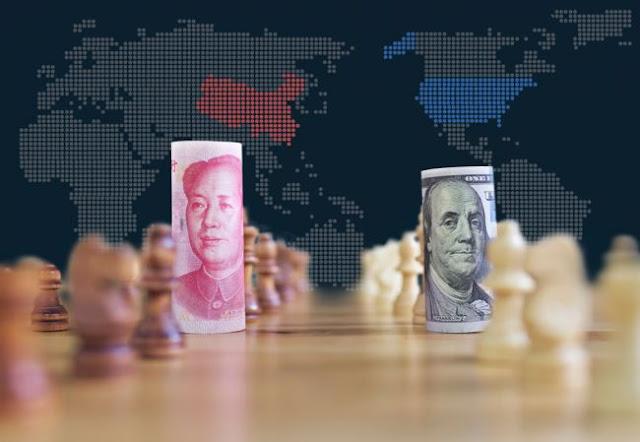 Η κατάκτηση των Ηνωμένων Πολιτειών από την Κίνα