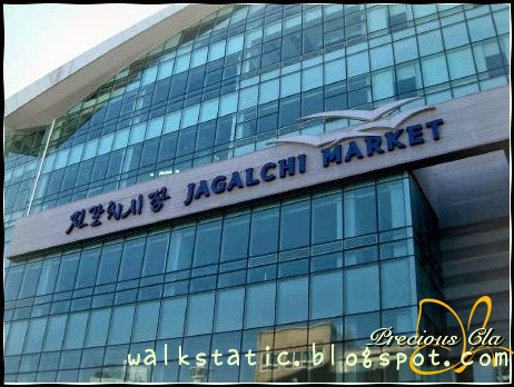 Pasar Ikan Jagalchi
