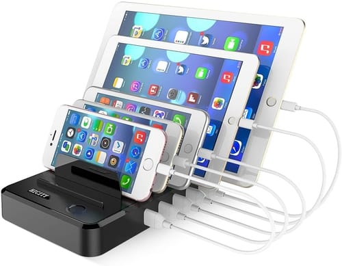 HICITY Cell Phone Charging Station Dock