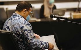 Terbukti Langgar Kode Etik, Ketua KPK Dijatuhi Sanksi Ringan