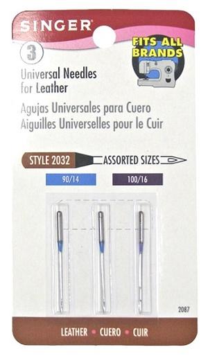 Singer Leather Machine Needles