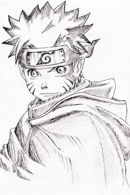 Komik Naruto bisa mewarnai jadi ambu