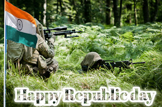 Republic day images army Jawan
